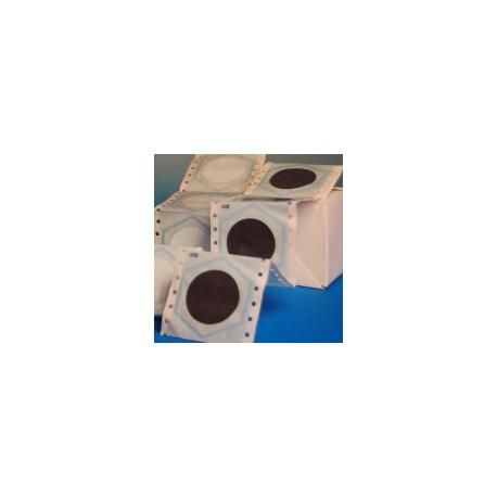 Membrane filtrante sterile inseriate