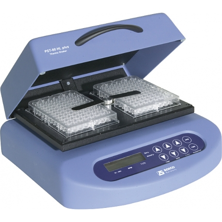 Incubator cu agitator pentru microplaci