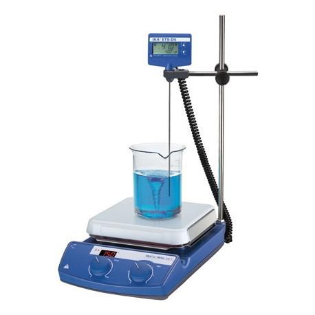 Agitator magnetic  cu sonda de temperatura