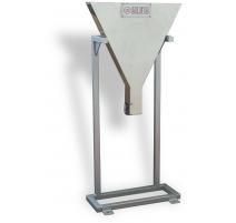 Palnie pentru beton autocompactant conform EN 12350-9