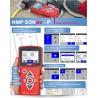 Echipament pentru incercari de penetrare dinamica cu soft si imprimanta termica conform EN 22476-2