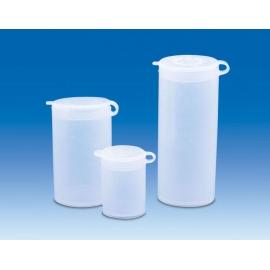 Container PE-LD cu capac 1mL