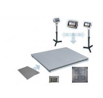 Platforma de cantarire 1500 kg, platan 120x120 cm