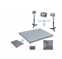 Platforma de cantarire 1500 kg, platan 150x150 cm