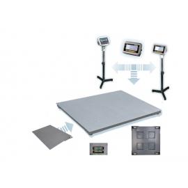 Platforma de cantarire 3 T, platan 150x150 cm