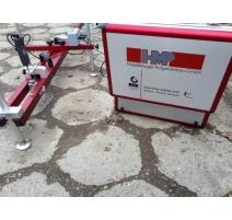 Placa statica Lucas 100 kN cu imprimanta termica